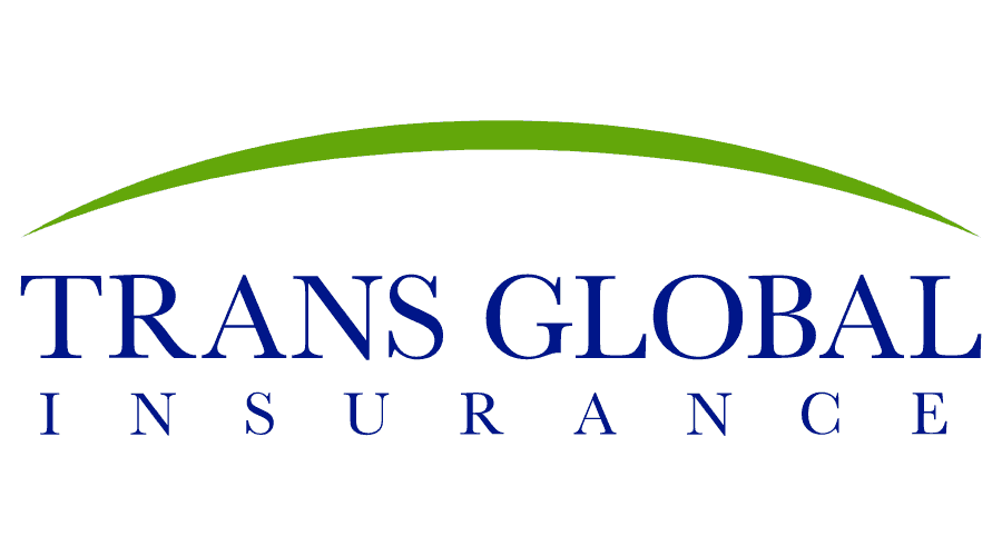 Trans Global Insurance Logo Vector