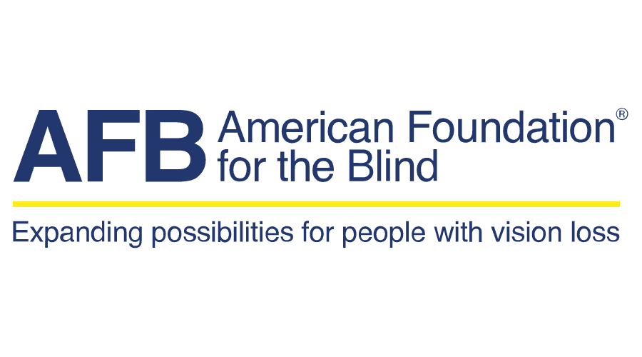 American Foundation for the Blind (AFB) Logo Vector