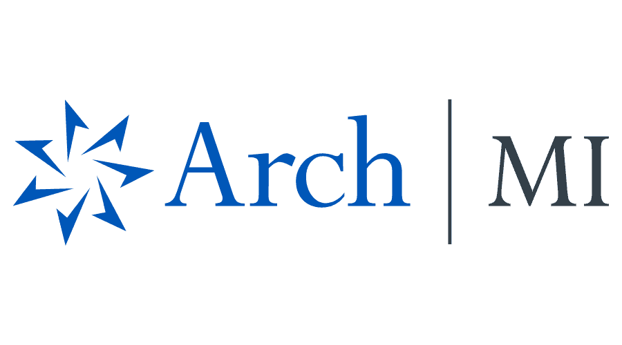 Arch Mortgage Logo Vector