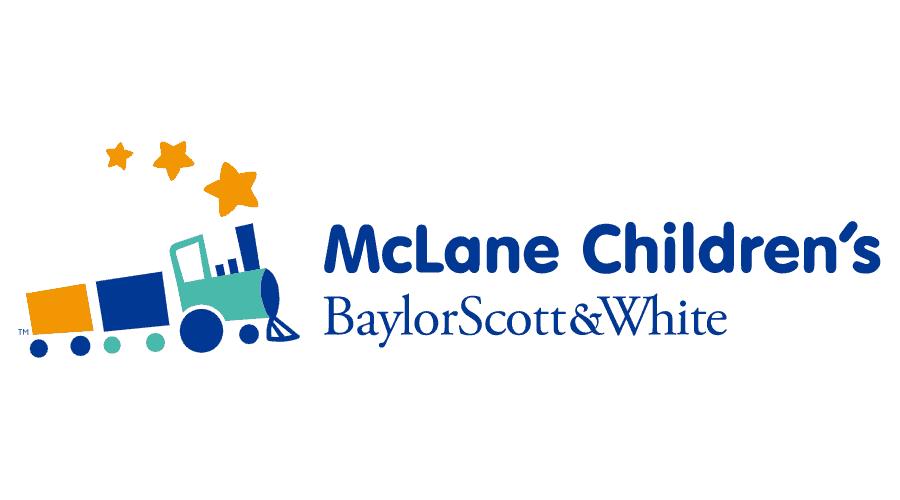 Baylor Scott and White McLane Children's Logo Vector