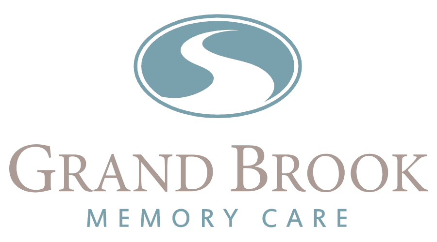 Grand Brook Memory Care Logo Vector