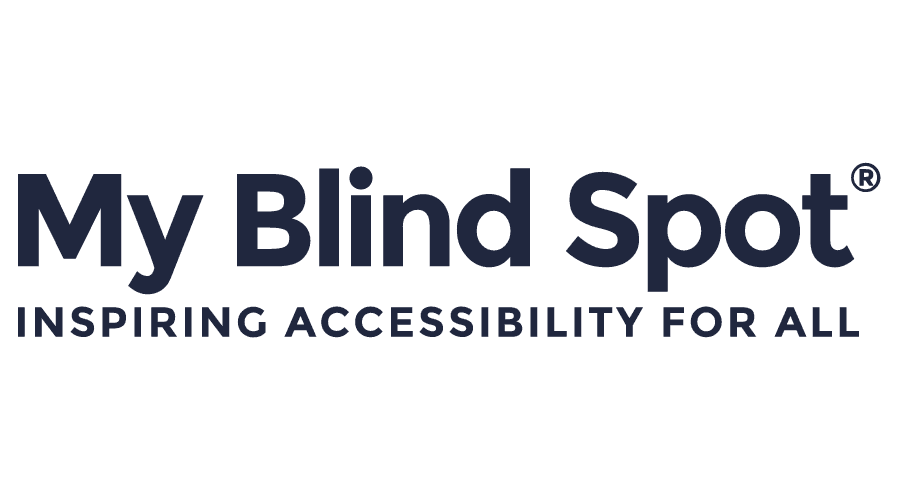 My Blind Spot Logo Vector