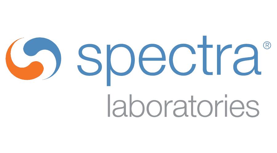 Spectra Laboratories Logo Vector