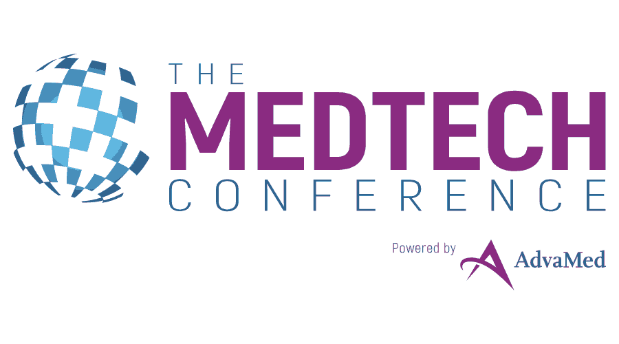 The MedTech Conference Logo Vector
