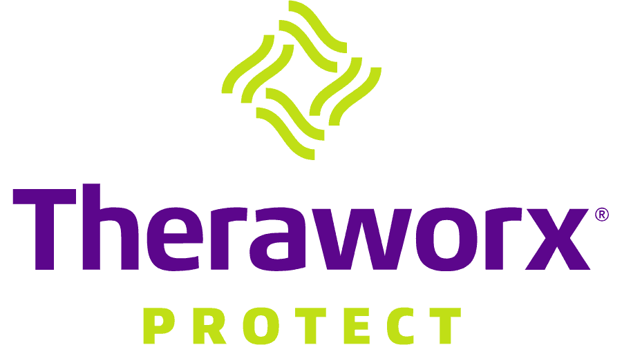 Theraworx Protect Logo Vector