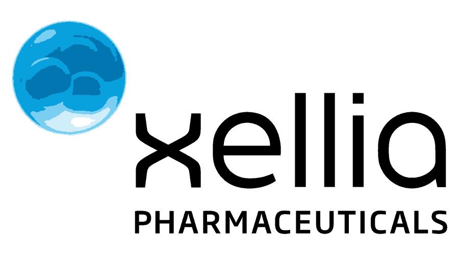 Xellia Pharmaceuticals Logo Vector