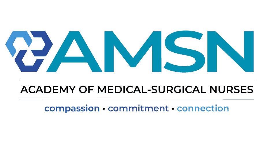 Academy of Medical-Surgical Nurses (AMSN) Logo Vector