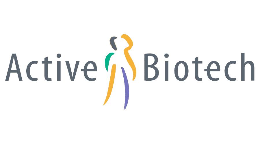 Active Biotech AB Logo Vector