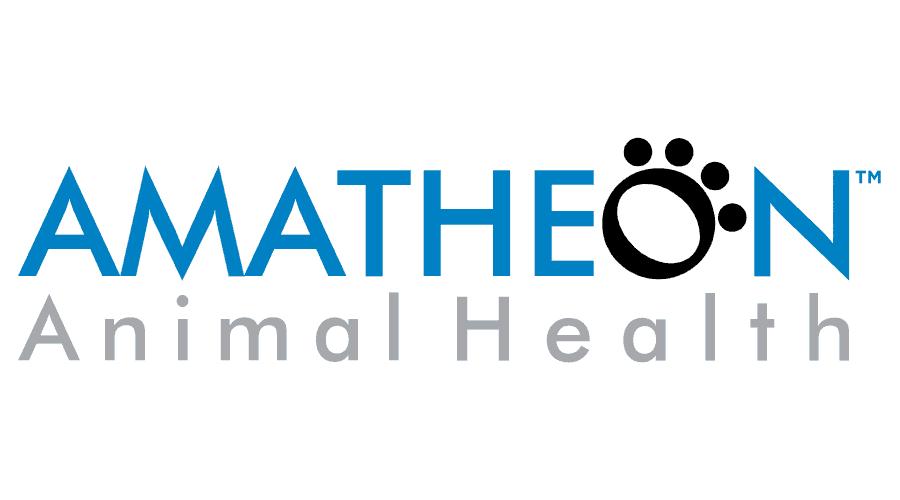Amatheon Animal Health Logo Vector