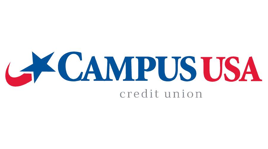 CAMPUS USA Credit Union Logo Vector