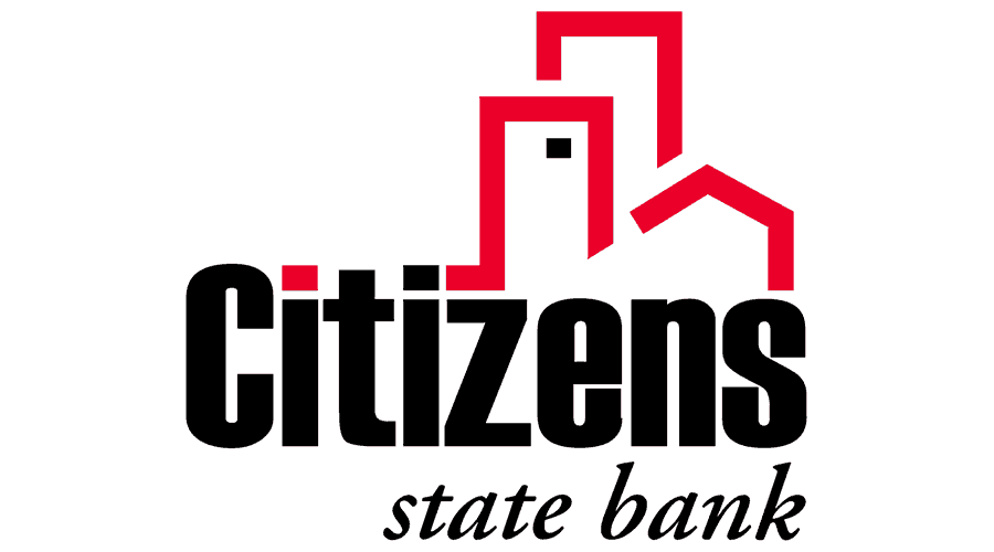 Citizens State Bank Logo Vector