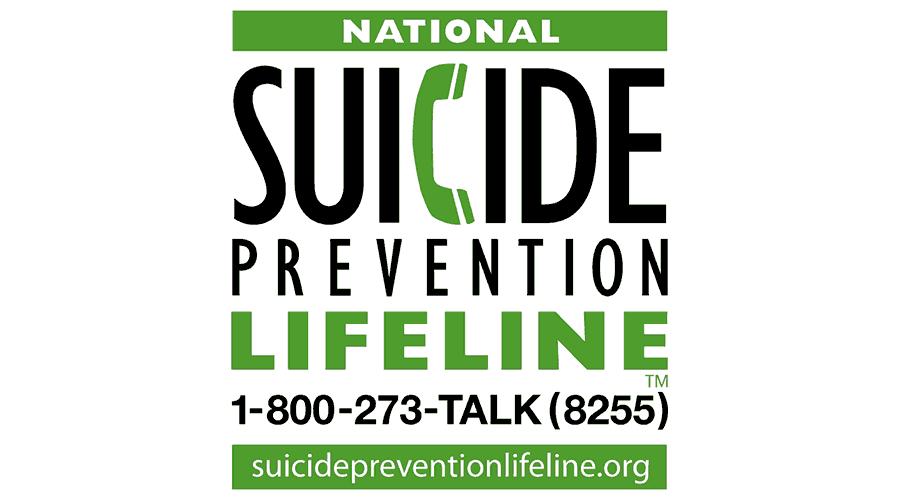 National Suicide Prevention Lifeline Logo Vector