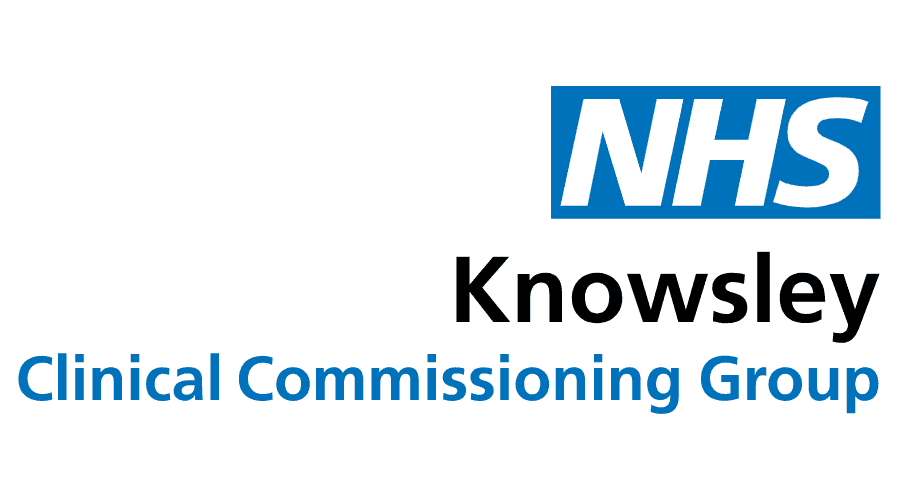 NHS Knowsley Clinical Commissioning Group (CCG) Logo Vector