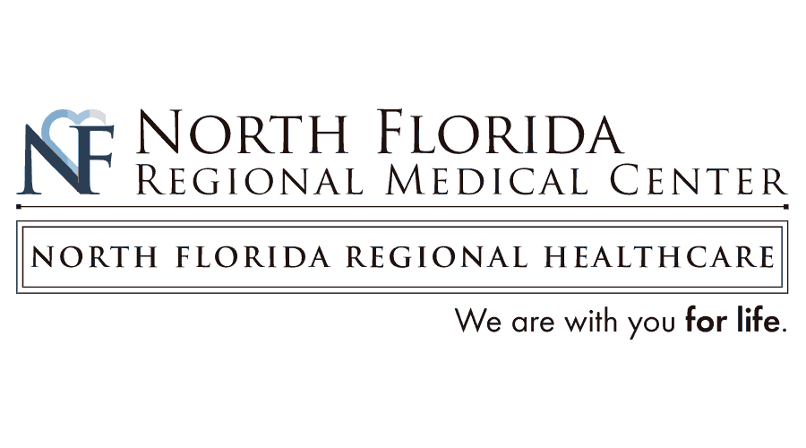 North Florida Regional Medical Center (NFRMC) Logo Vector