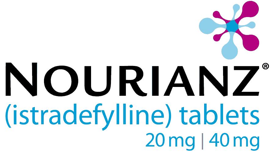 NOURIANZ (istradefylline) tablets Logo Vector
