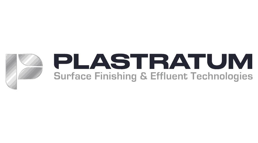 Plastratum Logo Vector