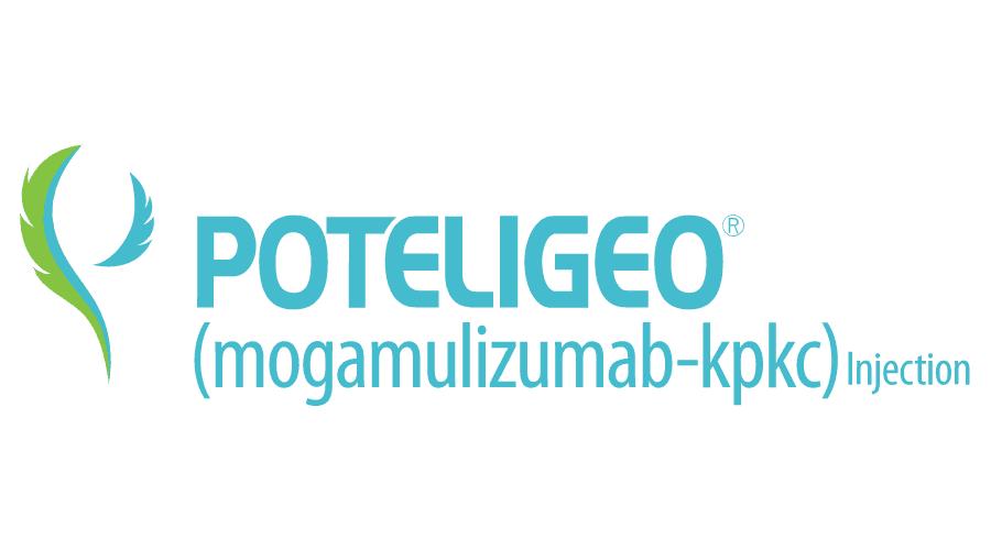 POTELIGEO (mogamulizumab-kpkc) injection Logo Vector