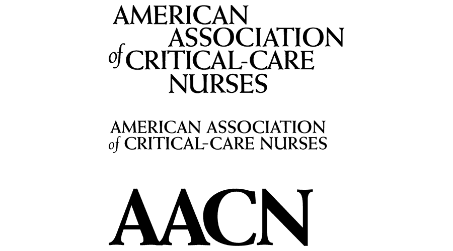American Association of Critical-Care Nurses (AACN) Logo Vector