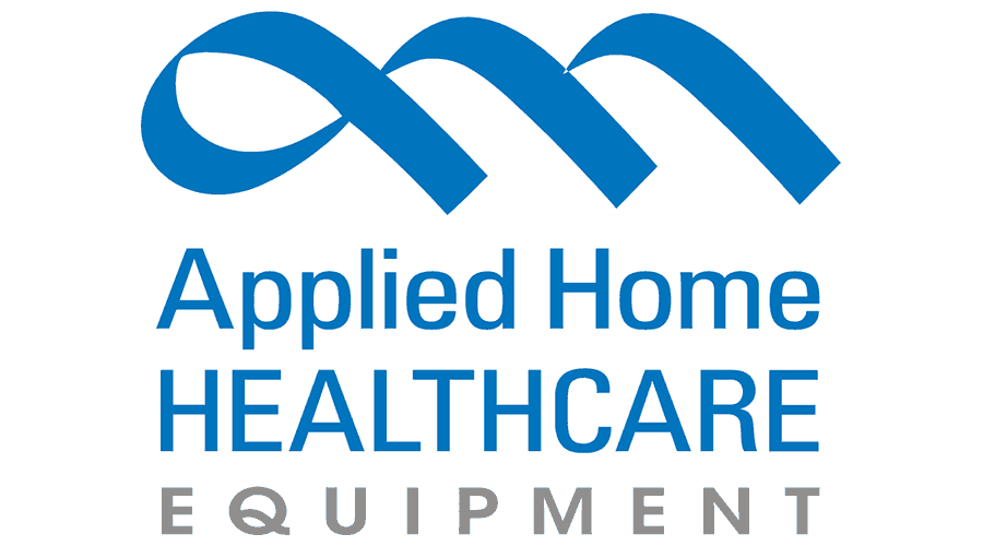 Applied Home Healthcare Equipment Logo Vector