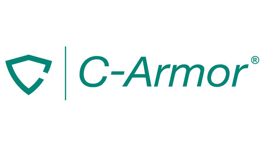 C-Armor Drape Logo Vector