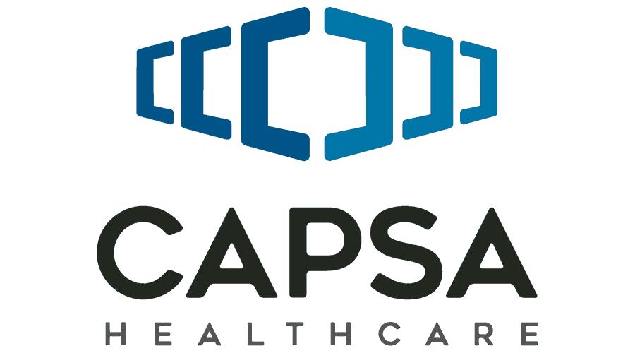 Capsa Healthcare Logo Vector