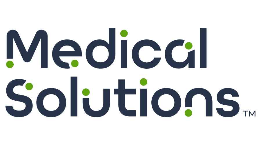 Medical Solutions Logo Vector
