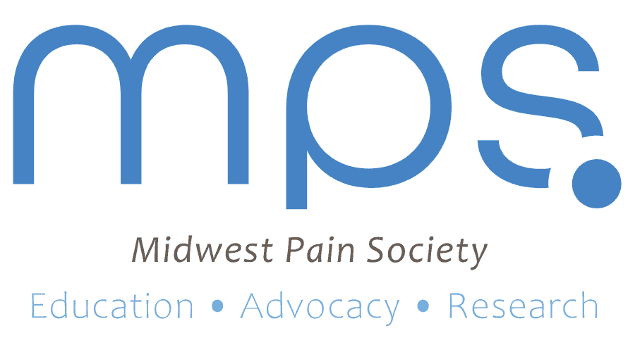 Midwest Pain Society (MPS) Logo Vector