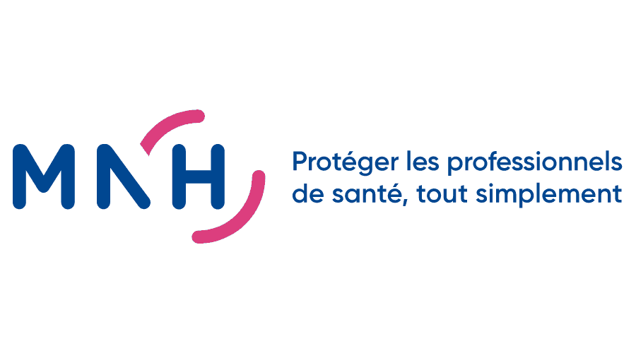 Mutuelle Nationale des Hospitaliers (MNH) Logo Vector