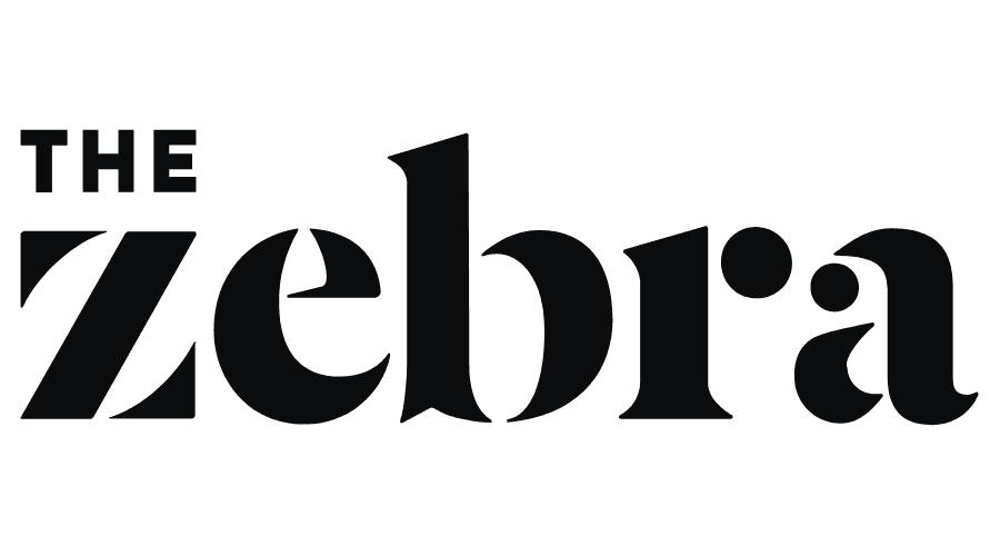 The Zebra Logo Vector