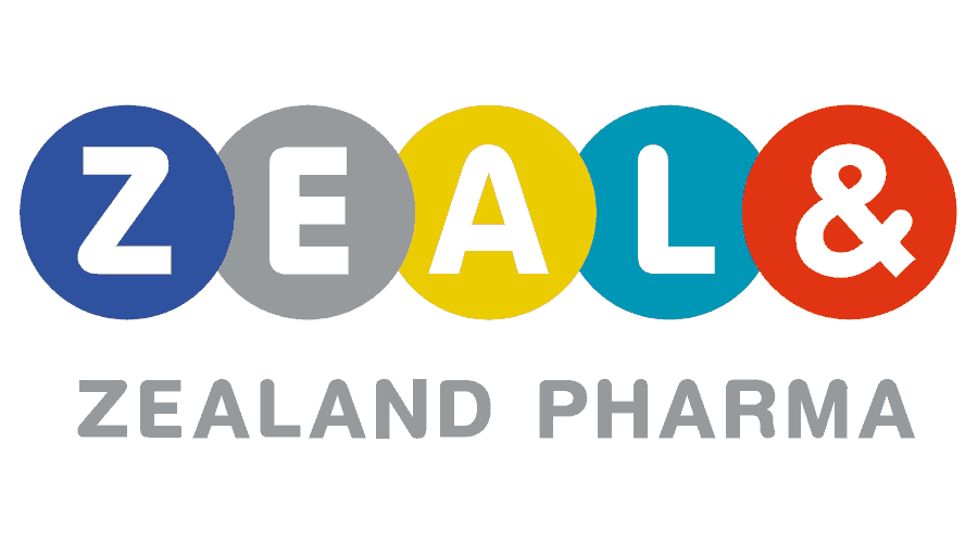 Zealand Pharma Logo Vector