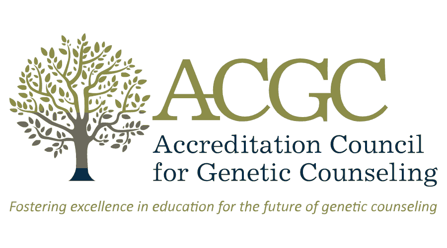Accreditation Council for Genetic Counseling (ACGC) Logo Vector