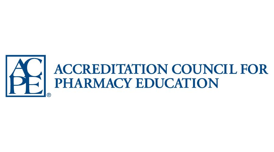 Accreditation Council for Pharmacy Education (ACPE) Logo Vector