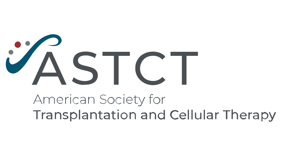 American Society for Transplantation and Cellular Therapy (ASTCT) Logo Vector