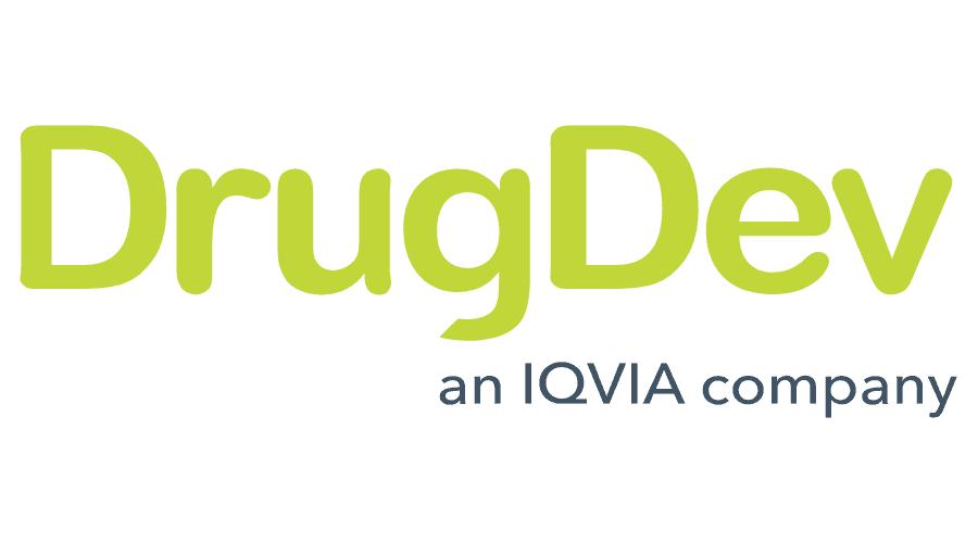 DrugDev, An IQVIA Company Logo Vector