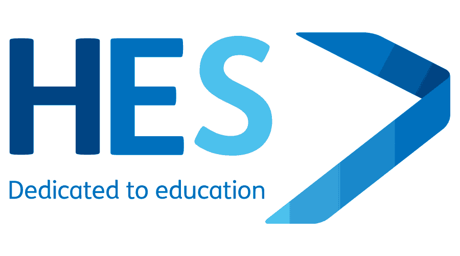 HES – Dedicated to education Logo Vector