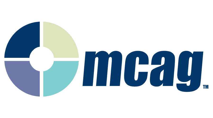 Managed Care Advisory Group (MCAG) Logo Vector