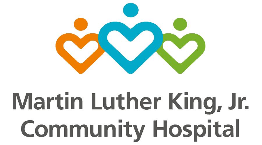 Martin Luther King, Jr. Community Hospital Logo Vector