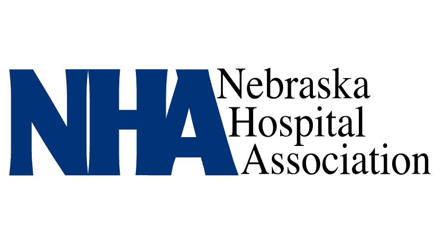 Nebraska Hospital Association (NHA) Logo Vector