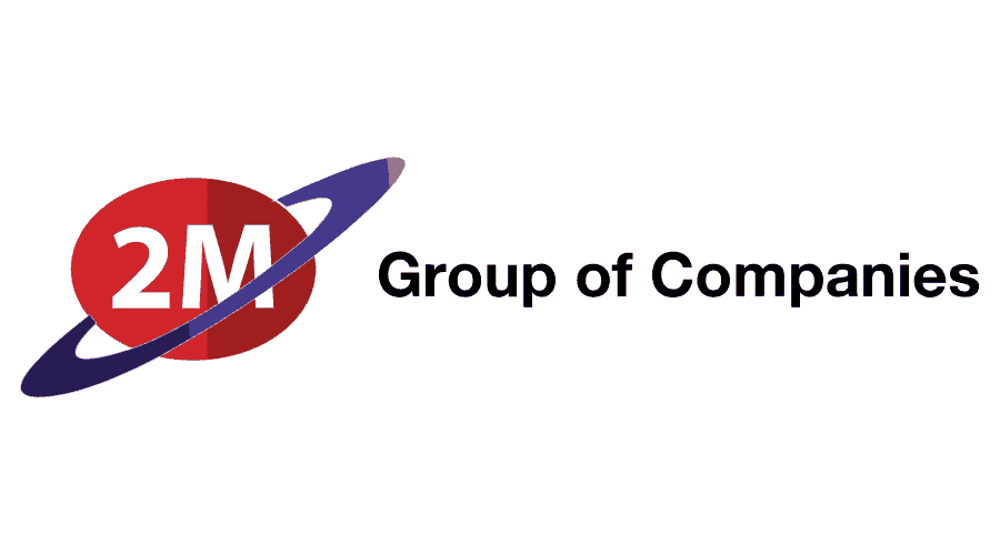 2M Holdings Group of Companies Logo Vector