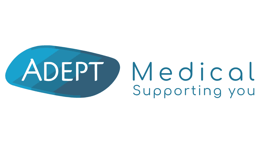 Adept Medical Ltd Logo Vector