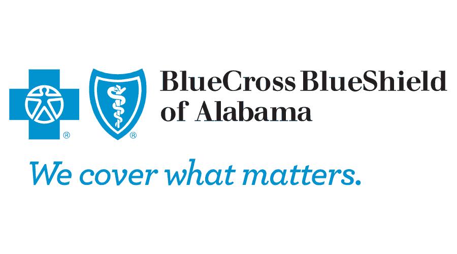 Blue Cross and Blue Shield of Alabama Logo Vector