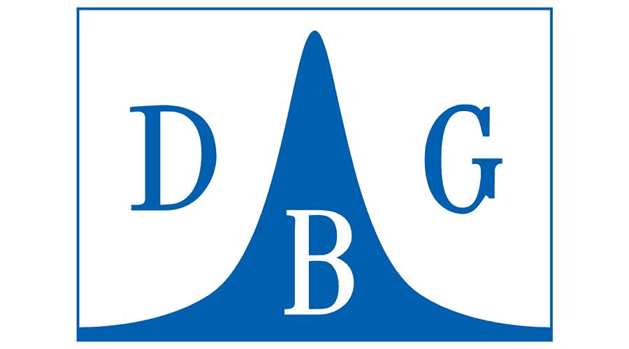 DBG – Deutsche Bunsen-Gesellschaft für physikalische Chemie e.V. Logo Vector