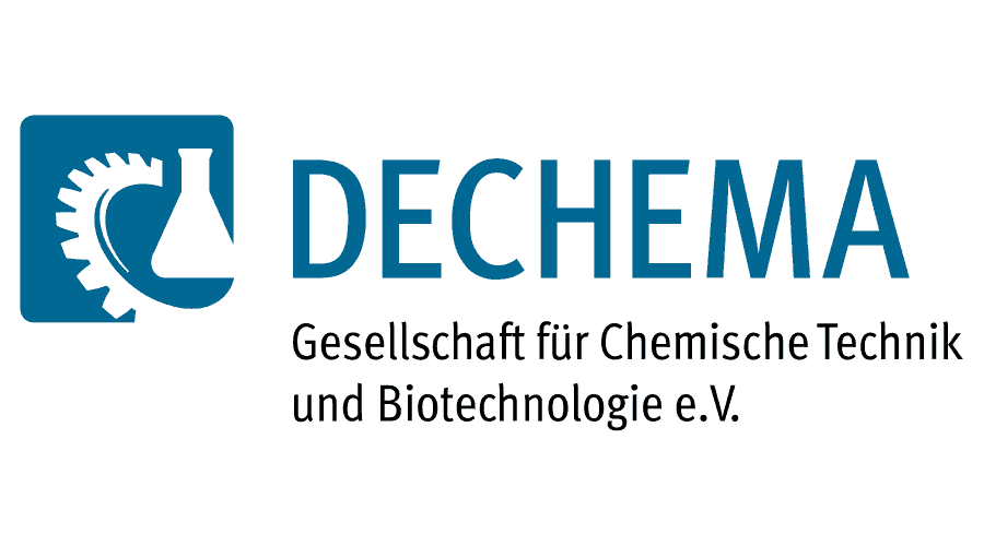 DECHEMA, Gesellschaft für Chemische Technik und Biotechnologie e.V. Logo Vector