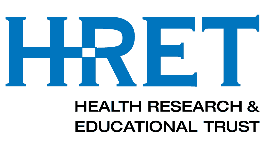 Health Research and Educational Trust (HRET) Logo Vector