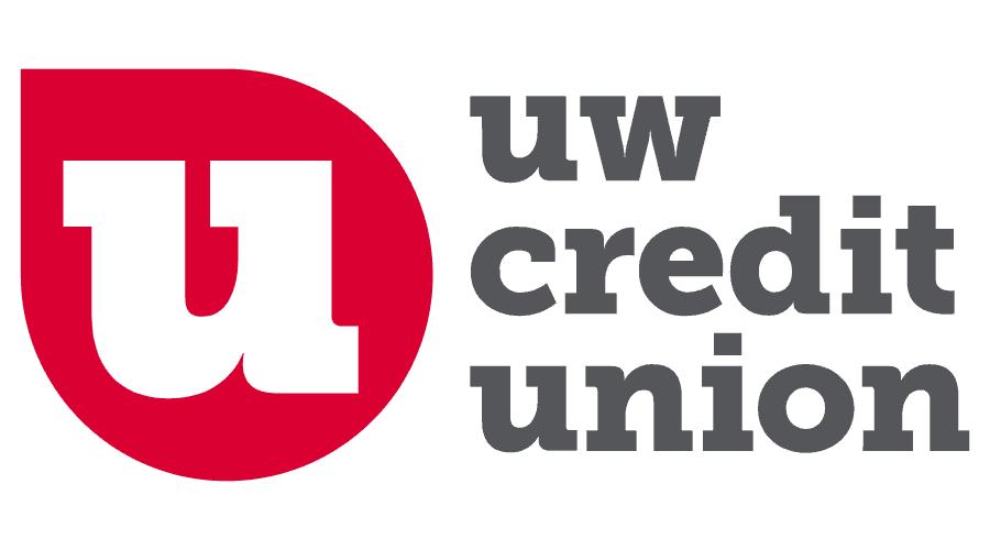 UW Credit Union Logo Vector